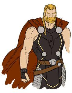 Thor by Kris Anka *