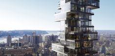 56 Leonard Street, New York - Herzog & de Meuron