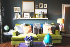 The Luxurious Little Home of Sooz Gordon