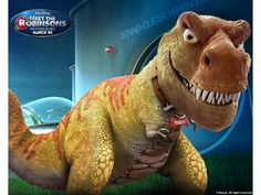 Displaying t_rex_in_meet_the_robinsons_wallpaper-1280x960.jpg