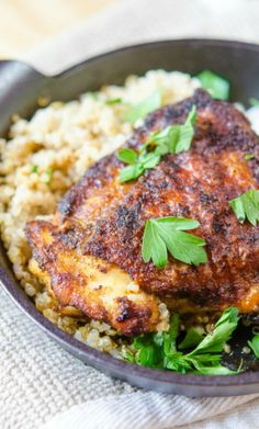 Crispy Spiced Chicken