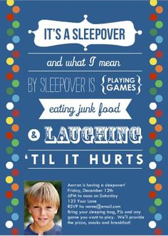 1000+ images about Sleepover on Pinterest | Boy sleepover, Movie tickets and Sleepover invitations