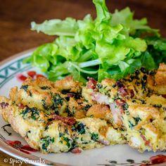 Velikonoční nádivka Salmon Burgers, Meat, Chicken, Ethnic Recipes, Food, Essen, Meals, Yemek, Eten