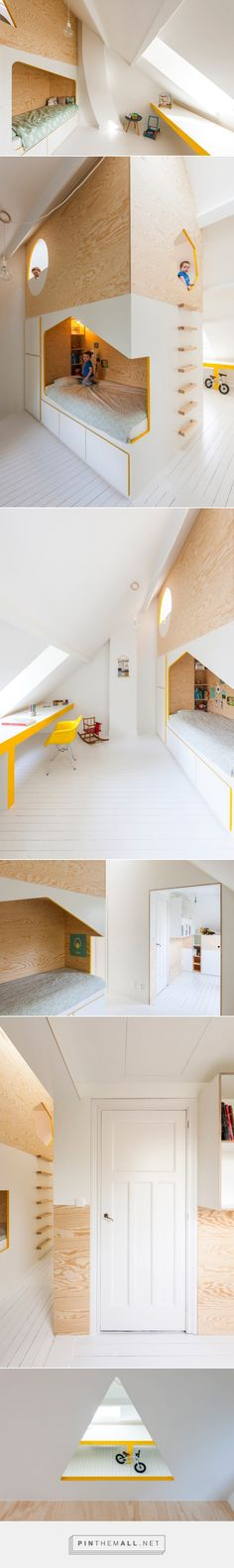 A Kid's Room That Will Make You Want to Be a Kid Again - Design Milk... - a grouped images picture - Pin Them All