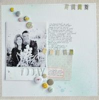 A Project by Wilna from our Scrapbooking Gallery originally submitted 06/18/12 at 10:24 AM