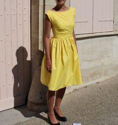 Chiara de Make my Lemonade par corneliadixit - thread&needles