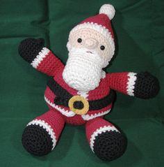 Amigurumi Crochet Pattern  facile vacances Noël par AmigurumiEmpire