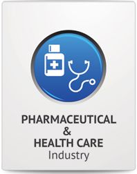 #Pharmaceutical health care industry