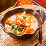 Thai Hot and Sour Soup with Shrimp Recipe