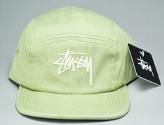 Pastel 5 Panel Cap by STUSSY