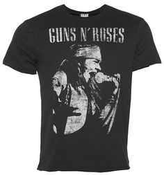 Amplified Mens Charcoal Axl Rose T-Shirt from Amplified Due to his powerful vocal ability and energetic live performances, Rose has been named one of the greatest singers of all time! Paying homage to one the biggest musical legends ever to grace our stage http://www.MightGet.com/may-2017-1/amplified-mens-charcoal-axl-rose-t-shirt-from-amplified.asp