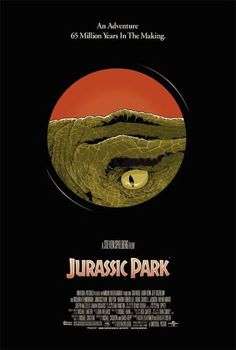 An alternative movie poster for the film Jurassic Park, created by Cameron K. Lewis, featured on AMP Jurassic Park Poster, Jurassic Park Series, Jurassic Movies, Cultura Nerd, Cultura Pop, Michael Crichton, Cool Posters, Film Posters, Cinema Posters