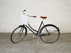 Save the Sea bike bag | Remodelista