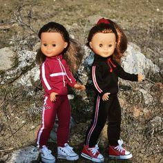 Mañana de deporte nancy siempre a la ultima🧚♀️🧚♀️🧚♀️💖 @el_costurero_de_chus #recuerdosnancy #nancycoleccion#nancydoll… Wetsuit, Doll Clothes, Victoria, Dolls, Swimwear, Instagram, Fashion, Doll Dresses, Costumes