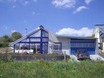 Preview Bio-Solar-House příklad, ocelový dům 10234