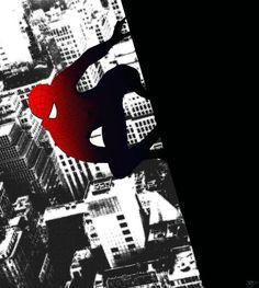 Spider-Man by Steve Garcia