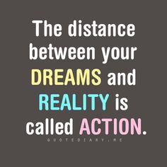 Your dreams won't co