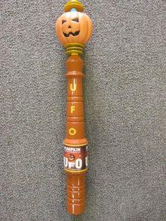 #pumpkin UFO by Harpoon's #Boston Craft Brew Tap Handle  #BEEEEEER!!!