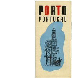 travel flyer Portugal