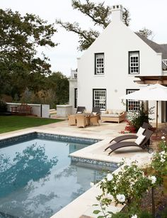 Simon McCullagh Architects | Cape Dutch House Refurbishments