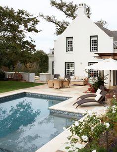 Simon McCullagh Architects | Cape Dutch House Refurbishments