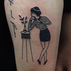 Stick 'n' Pokes Tattoos