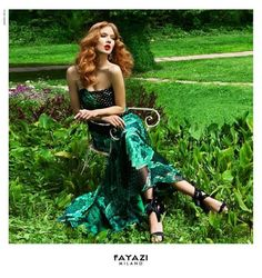 Client: FAYAZI FASHION GROUP  Creative Direction/production/Concept by Parallax adv. www.parallaxadv.eu