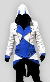 Looking for high quality Assassin's Creed III cosplay costumes with great price? Check out this Blue Assassin's Creed 3 Conner Kenway Casual Cosplay Jacket Costume and start saving big today! Assassins Creed Hoodie, Cosplay Casual, Hoodie Sweatshirts, Moda Nerd, Conner Kenway, Outfits Hombre, Hollywood, Surfer, Moda Masculina
