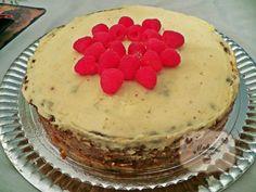 Cheesecake de Chocolate. www.mahanacupcakes.com