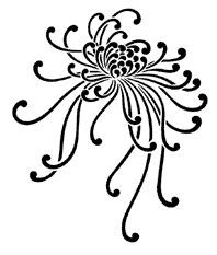 graphic images of chrysanthemums - Google Search