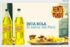 Inca kola, el sabor del perú - Revista 20 mundos