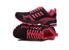 Mens Womens Outdoor Womens Trail Running Shoes Shoes Lightweight Slip Resistant Red 38 ** Visit the image link more details. (This is an affiliate link)