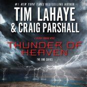 First Audio book ever. This better be worth it.  The End Series by New York Times best-selling author Tim LaHaye and Craig Parshall is an epic thrill ride ripped from todays headlines and filtered through Scriptural prophecy. As world events begin setting the stage for the end of days foretold in Revelation, Joshua Jordan must weigh the personal price he must pay to save the nation he loves.