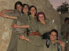 PKK Military Women, Military Jacket, Lion And Lioness, Outdoor Girls, Female Fighter, Freedom Fighters, Girl Next Door, Art Pieces, Culture