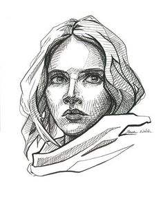Amazing Pen and Ink Cross Hatching Masters Edition Ideas. Incredible Pen and Ink Cross Hatching Masters Edition Ideas. Ink Pen Drawings, Realistic Drawings, Art Drawings Sketches, Star Wars Drawings, Arte Sketchbook, Cross Hatching, Portrait Sketches, Ink Illustrations, Pen Art
