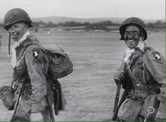 101st airborne troops going to Normandy http://awartobewon.com