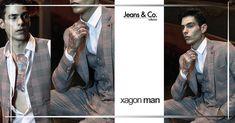 Xagon man: Scopri la collezione Casual Chic FW2017/18 Uomo da #JeansandCocollezioni!