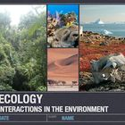 Teaching Biology, Earth, or Environmental ScienceTeaching Biology, Earth, or Environmental Science? This is your go-to presentation. Contained in this beautiful 230 slide presentation from Lab207 is everything that you need to help your students excel. Topics include energy flow in ecosystems, resource use, symbiotic relationships, factors that determine biomes, human impacts on the atmosphere lithosphere and hydrosphere, and biogeochemical cycles.