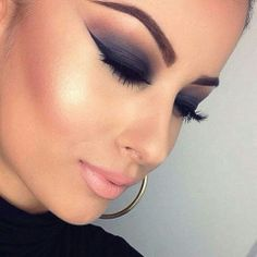 Make-up inspo love this look!!