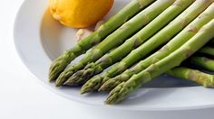 grilled asparagus with lemon and chive dressing grilled asparagus with ...