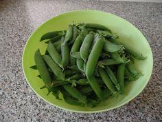 2016.07.06 Second batch of peas :)
