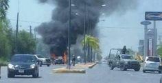 Siete policías de Tamaulipas heridos tras agresión de grupo criminal - Punto MX