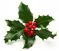 Holly Holly is a green and glossy leaved, evergreen, berry bearing plant. There are various different types of the Holly plant all over the World. The specific Holly 'sprig' we are familiar with is. Christmas Dinner Prayer, Noel Christmas, Christmas Images, Christmas Wedding, English Christmas, Victorian Christmas, Green Christmas, Christmas 2017, Christmas Ideas