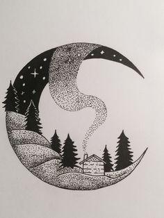 Space Drawings, Dark Art Drawings, Art Drawings Sketches Simple, Pencil Art Drawings, Cool Drawings, Doodle Art Designs, Art Drawings Beautiful, Hippie Art, Mandala Art