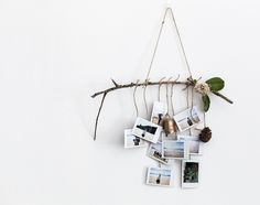Easy DIY photo mobile how-to