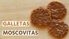 Galletas moscovitas de almendra y chocolate