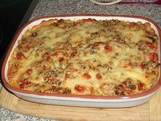 Gyros-Hollandaise-Auflauf, ein beliebtes Rezept mit Bild aus der Kategorie Gemüse. 25 Bewertungen: Ø 4,4. Tags: Gemüse, Hauptspeise, Käse, Nudeln, Pilze, Überbacken