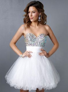 Gorgeous dress. Perfect for an 8th grade dance! | (Homecoming ...