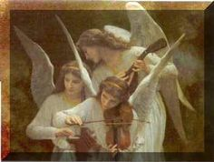 ...sing choirs of angels...sing in exultation...