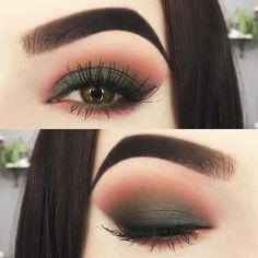How To remove waterproof eyeliner? Make up eyes - If eyeliner and mascara are waterproof, this places special demands on your eye make-up remover. Makeup Trends, Eye Makeup Tips, Makeup Inspo, Makeup Inspiration, Hair Makeup, Eye Makeup Tutorials, Beauty Makeup, Huda Beauty, Makeup Kit